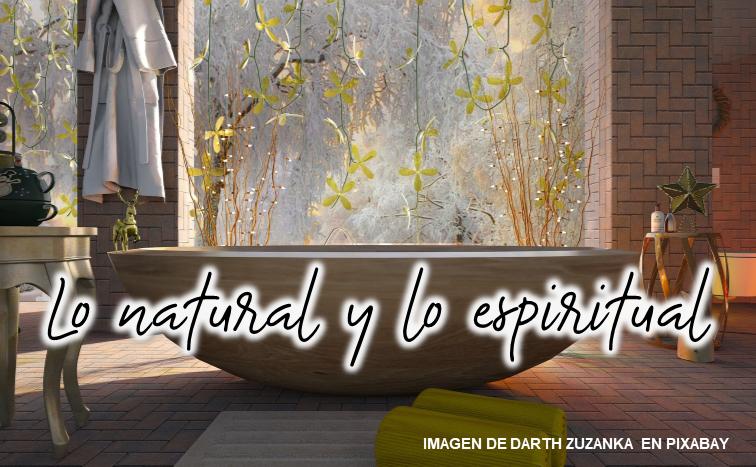 Lo natural y la espiritualidad