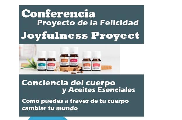 Conferencia en Zaragoza